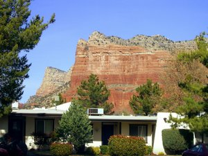 Spacious Townhome with 2-bedrooms and 2-bathrooms and beautiful Red Rock views in Sedona, Arizona.  - Sedona, Arizona, United States