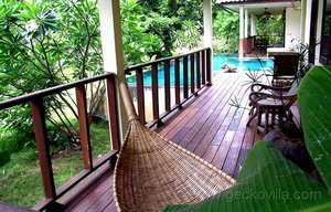 Udon Thani, Thailand. Gecko Villa - country house & pool in the rice fields - Udon Thani, Non US or Canada, Thailand
