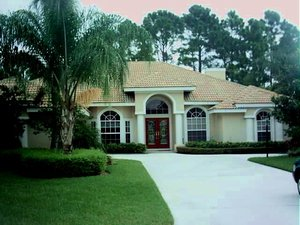 St. Lucie West, Florida. GOLFER'S PARADISE - 3 BR LUXURIOUS GOLF HOME - St. Lucie West, Florida, United States