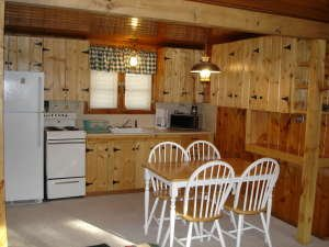 Vacation Hideout on Higgins Lake in Roscommon, Michigan with 2-bedrooms and 1-bathroom - Roscommon, Michigan, United States