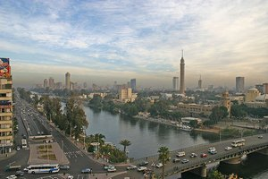 luxurious furnished apartment with great view - cairo, Non US or Canada, Egypt