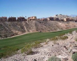 Lake Las Vegas, Nevada.  RESORT HOME ON THE GOLF COURSE, - Lake Las Vegas, Nevada, United States