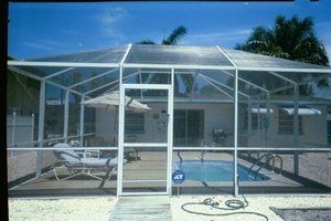 Fort Myers Beach, Florida. Royal Palms Getaway, private pool,dock,beach access - Fort Myers Beach, Florida, United States