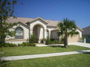 Clermont, Florida. Sambu Vacation Rental Villa - Clermont, Florida, United States