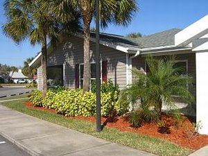 Sarasota, Florida. Quaint Bahama Style Community - Sarasota, Florida, United States