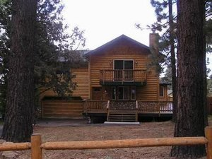 Big Bear Lake, California. Spardo Cabin - Big Bear Lake, California, United States
