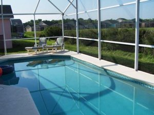 Davenport, Florida. Luxury Disney Vacation Villa w/ Private South facing pool! - Davenport, Florida, United States