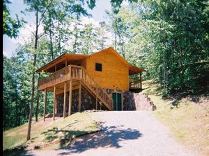 Sevierville, Tennessee.Grace Cabin - Sevierville, Tennessee, United States