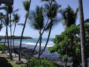 Kailua-Kona, Hawaii. Spectacular Kona Oceanfront Condo with 2-bedrooms and 2-bathrooms. - Kailua-Kona, Hawaii, United States
