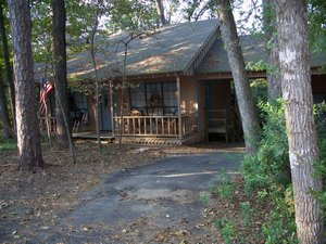 Hawkins, Texas. Cozy Cabin in the Woods - Hawkins, Texas, United States
