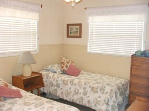 Ft. Myers Beach, Florida. Beach Cottage with Gulf of Mexico Views - Ft. Myers Beach, Florida, United States