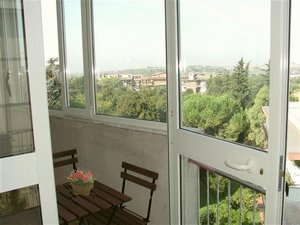 Rome, Italy. CASA MIA 10 MINUTES TO CITY CENTER & COLISSEUM BY SUBWAY - ROME, Non US or Canada, Italy