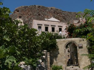 Monemvasia, Greece. Goulas, traditional house - Monemvasia -Greece, Non US or Canada, Greece