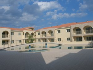 Paralimni, Kapparis, Cyprus. Close to the sea, tennis court, swimming pool - Paralimni, Kapparis, Non US or Canada, Cyprus