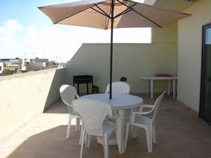 Haz-Zebbug, Malta. Luxury Penthouse with Terrace and A.C - Haz-Zebbug, Non US or Canada, Malta
