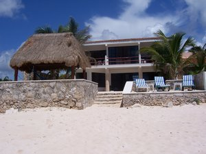 Akumal, Quintana Roo, Mexico. Ocean Views From ALL rooms - Akumal, Non US or Canada, Mexico