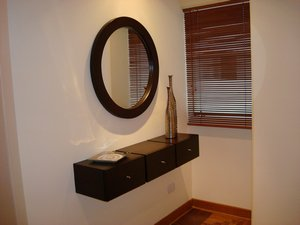 Lima, Peru. Miraflores 2 bedroom, 2.5 bathroom duplex just behind the JW Marriott - Lima, Non US or Canada, Peru