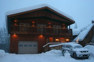 Kimberley, British Columbia, Canada. Luxurious 4000sq Foot 5 bed chalet - Kimberley, British Columbia, Canada