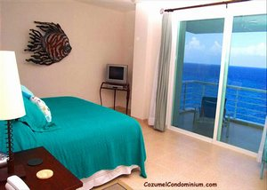 Cozumel, Mexico. A Luxurious Oceanfront  Condo - Cozumel, Non US or Canada, Mexico