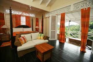 Soufriere, Saint Lucia , Caribbean. Charming Cottages on a Lush Working Plantation - Soufriere, Non US or Canada, Saint Lucia