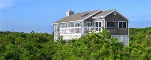 Spectacular Chappaquiddick Ocean View Home-MARTHAS VINEYARD - Edgartown, Massachusetts, United States