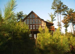 Murphy, North Carolina. Fantastic cabin in the Smoky Mtns./ WiFi/ Lake - Murphy, North Carolina, United States