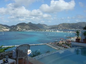 Great Bay, St. Martin.  VistaRoyale in St Maarten/St Martin - Great Bay, Non US or Canada, Netherlands Antilles