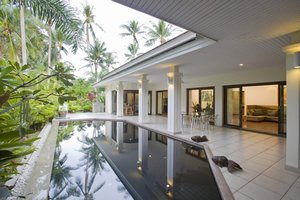 Koh Samui, Thailand. Spacious, luxury villa..Near the beach - Koh Samui, Non US or Canada, Thailand