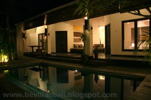 Bali, Indonesia. * Villa SARI for rent * 2 bedrooms * 300mt from kudeta beach * seminyak * private villa - Bali, Non US or Canada, Indonesia