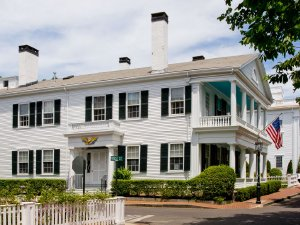 Captain Morse House in Edgartown, Martha's Vineyard, Massachusetts with 26 rooms, 11-bedrooms and 7-bathrooms  - Edgartown, Massachusetts, United States