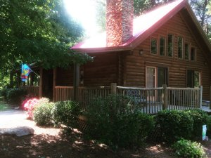 Deer Creek Cabin at Fall Creek Falls - Spencer, Tennessee, United States