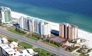 Condo Rental with 2-BR, 2-BA on Orange Beach East, Orange Beach, Alabama. - Orange Beach , Alabama, United States