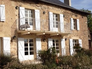 Domaine de Lesquilourie, a 6 bedroom, 5.5 bathroom house with pool in Trevien, Cordes-sur-Ciel, France.  - Trevien, Near Cordes-sur-Ciel, Non US or Canada, France