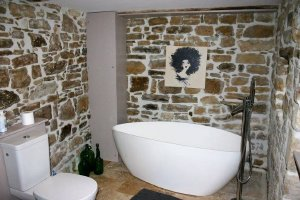 Sel Boite Maison, a restored stone farmhouse in Saint-Marcel-Campes only minutes from Cordes-sur-Ciel. - Saint-Marcel-Campes, Non US or Canada, France