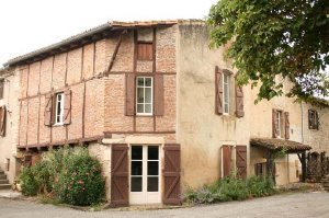 Maison du Tarn has 3-BR and 2-BA and is located in southern France. - Vindrac-Alayrac, Non US or Canada, France