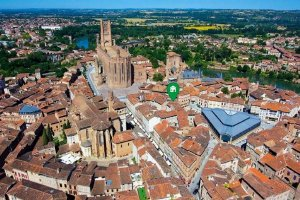 Apartment Saint Julien, with 1-bedroom and 1-bathroom, near the Sainte Cécile Cathedral and Berbie Palace in Albi, France. - Albi, Non US or Canada, France