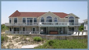 Sea Esta, a spectacular 8 bedroom, 10 bathroom, oceanfront home on the Outer Banks, OBX, in Corolla, North Carolina that sleeps  - Corolla, North Carolina, United States