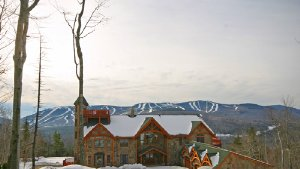 Ski Esta. Indoor pool, 10BR, 13BA, sleeps 38 w/3 hot-tubs, theater, roof deck & more near Sunday River Ski Resort, Newry, Maine - Newry, Maine, United States