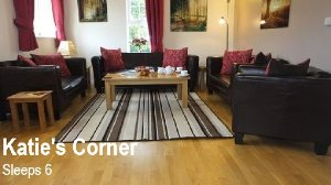 Katie's Corner at Greetham Retreat is a stylish 3-BR, 2-BA, holiday cottage in Lincolnshire Wolds near Horncastle, England. - Horncastle, Lincolnshire, Non US or Canada, England