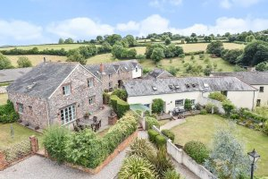 Huccaby Cottage in North Whilborough, South Devon has Wi-Fi, 3-bedrooms, 2-bathrooms and sleeps 6. - South Devon , Non US or Canada, England