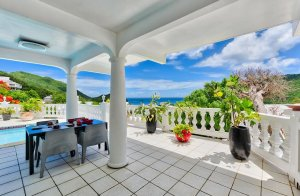 St. Martin (French side), Caribbean. Aquabella near Anse Marcel has 1-BR, 1-BA and a private pool. - Anse Marcel, Non US or Canada, Saint Martin